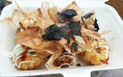 Bánh Bạch Tuộc - Takoyaki