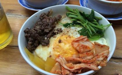 Ngõ - Món Ăn Hàn Quốc