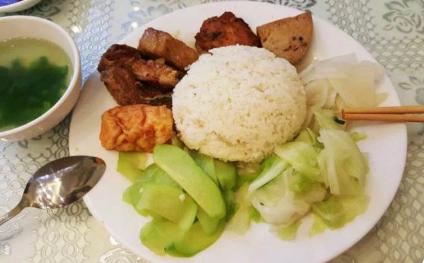 Quán ăn Buông - Ẩm thực chay