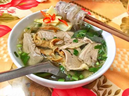 Khánh Chi - Bún, Miến Ngan