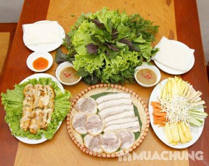 Quán bánh tráng Hoàng Hải