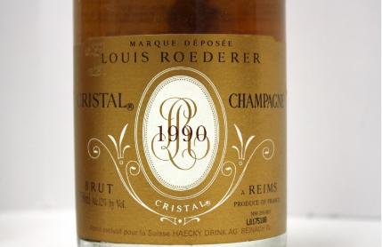Cristal Brut 1990