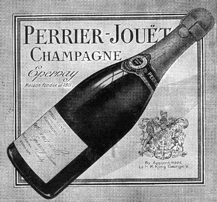 Pernod Ricard Perrier Jouet