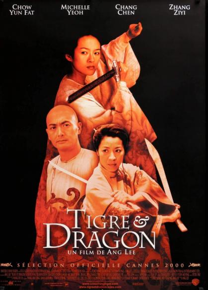Crouching Tiger Hidden Dragon – Ngọa Hổ Tàng Long (2000)