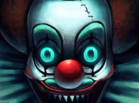 Haunted Clown Circus 3D