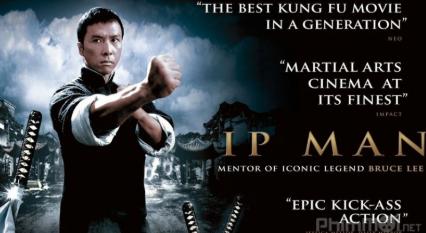 IP Man – Diệp Vấn (2008)