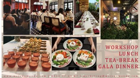Maison Mận-Đỏ Restaurant