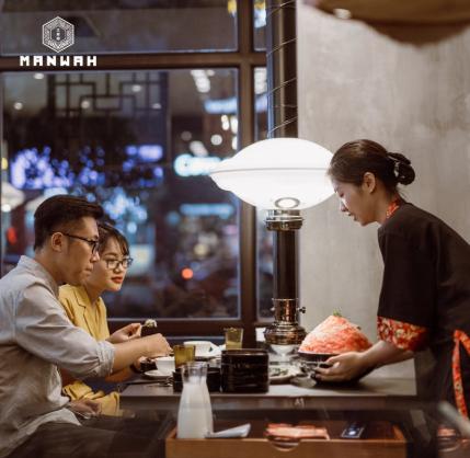 Manwah Taiwanese Hotpot – Lẩu Đài Loan truyền thống