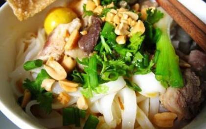 Mì quảng Bà Lữ - Nguyễn Văn Linh