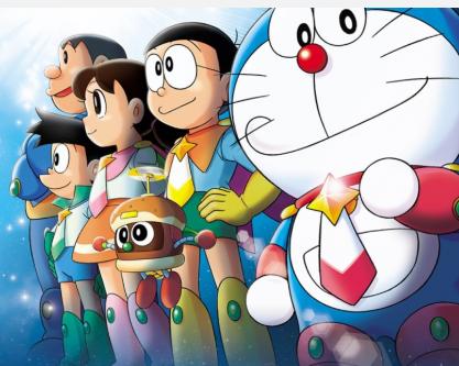 Nobita và những hiệp sĩ không gian