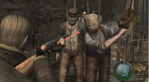 Resident Evil 4 - Doctor Salvador