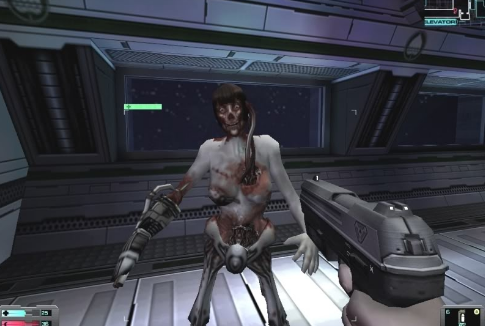 System Shock 2 - The Midwife