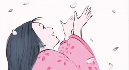 Câu chuyện về nàng công chúa Kaguya (2013)