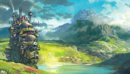 Lâu đài của Howl (2004)