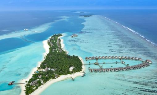 Maldives - thiên đường tình yêu
