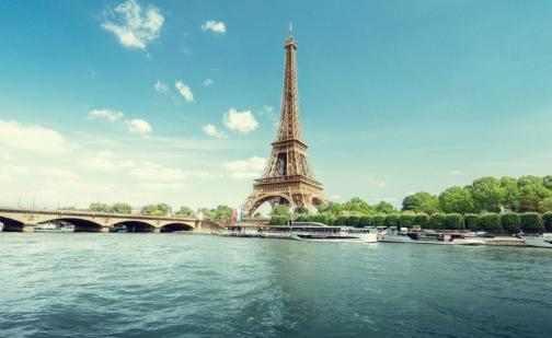 Paris, Pháp - thành phố của tình yêu vĩnh cửu