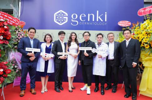 Phòng khám điều trị và thẩm mỹ da Genki Dermatology