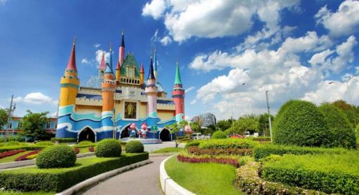 Siam Park City Thailand