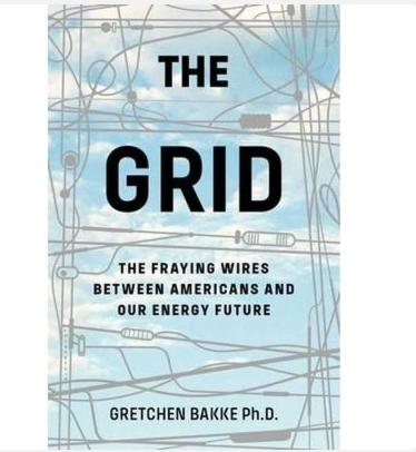 "Cuốn sách ""The Grid"" - Gretchen Bakke"