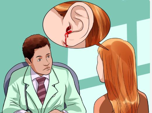 Trị đau tai